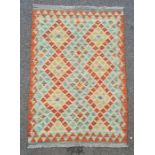 Chobi kilim, 124cm x 87cm