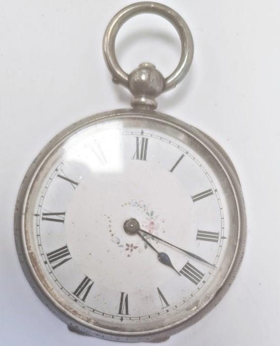 Smiths Deluxe gentleman's gilt metal strap watchwith subsidiary seconds dial, a silver open faced - Image 3 of 10