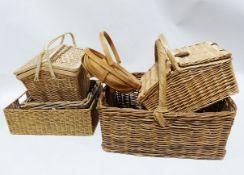 Quantity of baskets