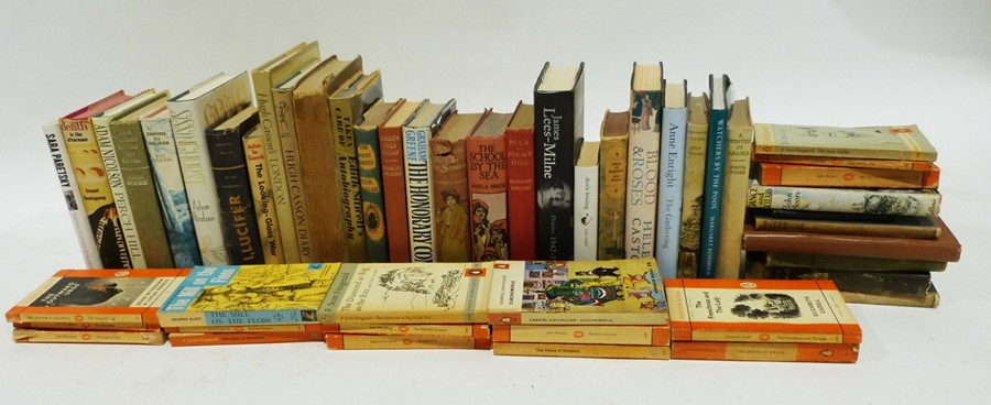 "Quantity of books including Earle Stanley Gardner ""The Case of the Angry Mourner 1959"", Penguin"