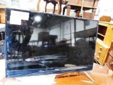 "Samsung 32"" flatscreen TV, model UE32K 5100 AK"