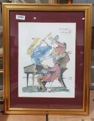 Charles Patrickson Limited edition signed print The Prospect of Whitby and two other prints