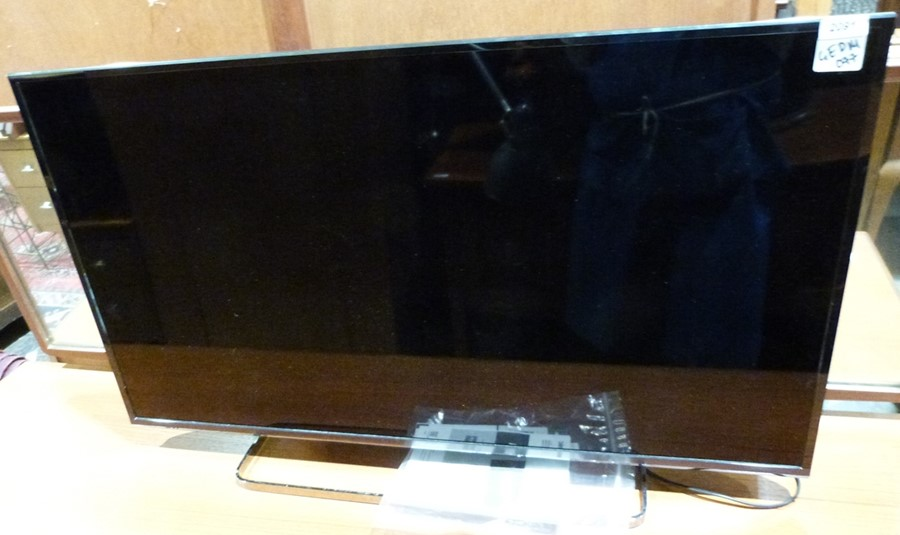Panasonic TV (no remote)