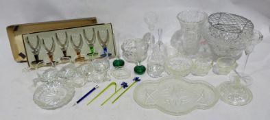 Quantity of assorted ceramics to include Johnson Bros. ironstone, Lilliput cottage, soft toys,
