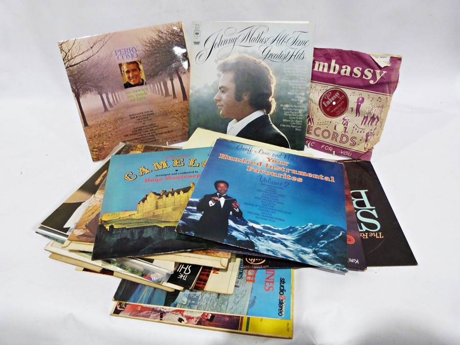 Quantity of long playing records to include Portrait of Sinatra, two South Pacific record s, the - Image 3 of 5