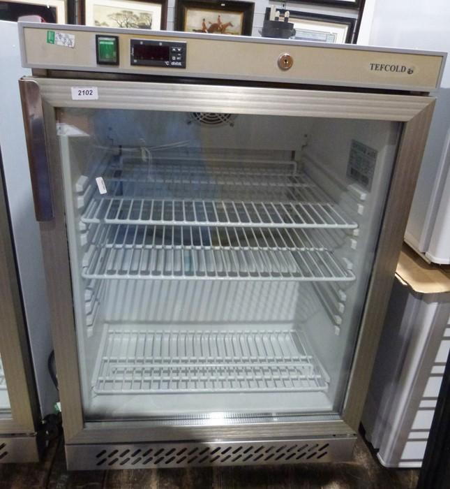 Tef Cold wine fridge, 86 x 60 x 59cm - Image 2 of 2