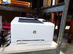 Hewlett Packard colour laserjet pro M252N printer