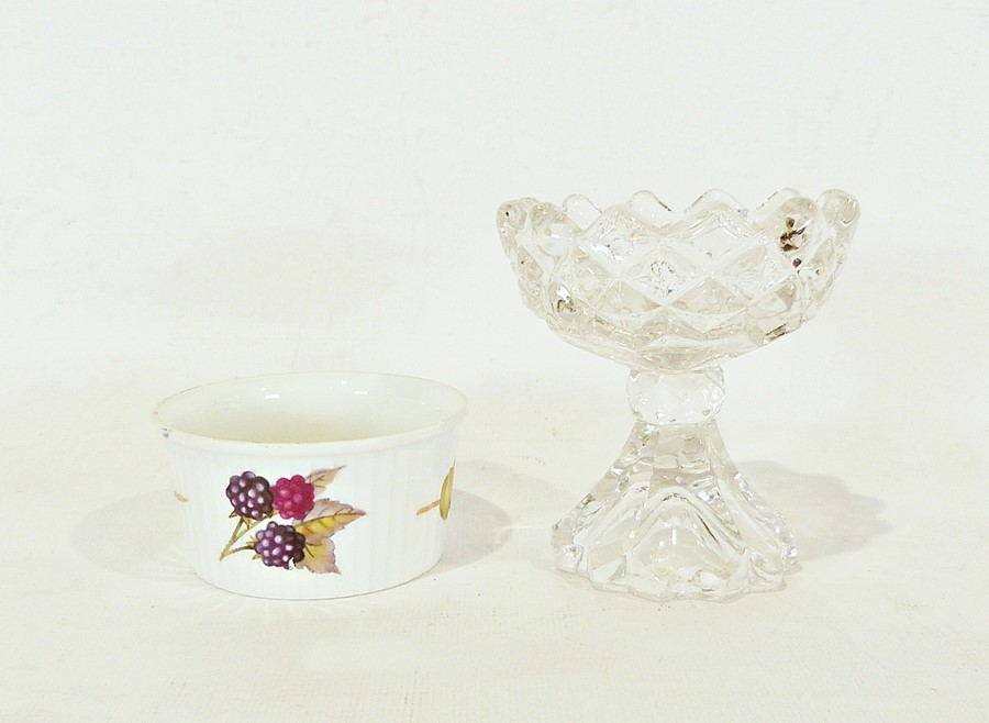 Box of assorted china including Royal Doulton, Royal Worcester, Midwinter, etc - Image 2 of 2