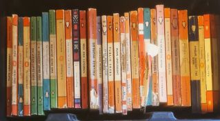 Penguin Interest - to include Penguin paperbacks, Puffin, Postcards, checklist of Puffin Books