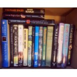 Modern Firsts - many signed, these include David Almond, GP Taylor, Marcus Sedgwick, Eion Colfer,
