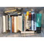 Quantity of books on various subjectsto include politics, poems, militaria, Polish history, etc (