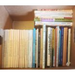 """Quantity of books relating to poetry, some signed, to include:- Ashby, Cliff """"The Dogs of Dewsbury"""","""