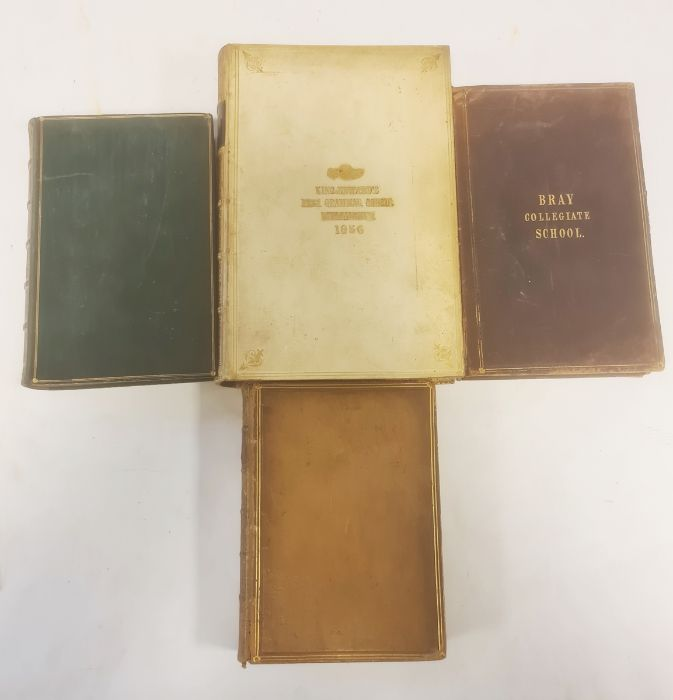 FINE BINDINGS The works of Edgar Allan Poe, Including the choicest of his critical essays, - Image 4 of 15