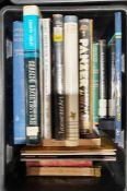 Large quantity of books to include Polish magazines dated 1944, 43, 42, etc, architecture,