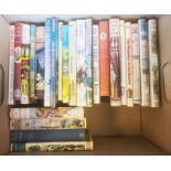 "Assorted children's booksto include:- Aiken, Joan ""The Winter Sleepwalker"", illustrated by Quentin"