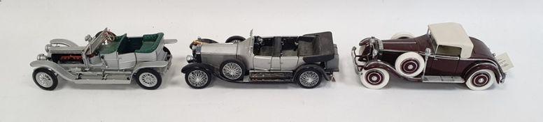 Franklin Mint Precision Models 1925 Hispano - Suiza Kellner 116B,a Frankin Mint Precision Models
