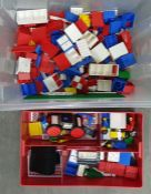 Quantity of Lego