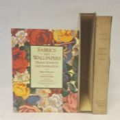 """Clouzot H. et Follot C.H. """" Histoire du Papier et Peint en France """" Paris, Editions d'Art, Charles"""