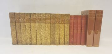 """Lamb, Charles """"The Life and Works of Charles Lamb in 12 Volumes"""", edition deluxe introduction and"""