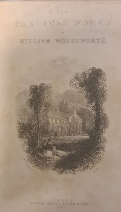 FINE BINDINGS The works of Edgar Allan Poe, Including the choicest of his critical essays, - Image 12 of 15