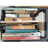 Quantity of books, various subjects to include collecting, literature, poetry, Polish history,