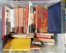 Quantity of assorted volumes to include architecture, engineering, aviation, history, opera,