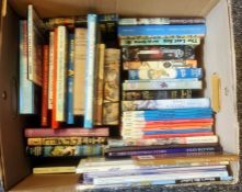 Quantity of children's booksto include Helen Creswell, Monica Edwards, May Wynne and more modern