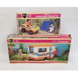 ***** WITHDRAWN **** Quantity of Sindy accessoriesincluding a camping buggy and foldaway tent,