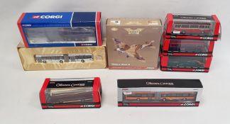 Corgi limited edition Scania T Top Line Coles Transport CC12820,various further Corgi boxed