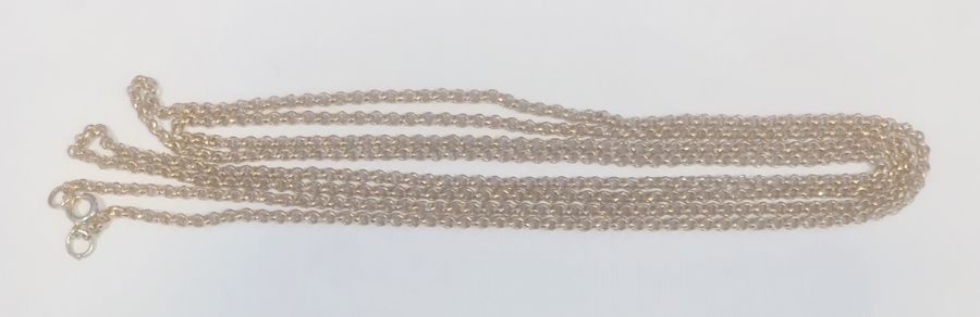 Gold coloured guard chain 27.7 gCondition Report Additional photo