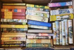 Quantity of children's books to include Helen Griffiths, Meindert De Jong, Violet Needham, John