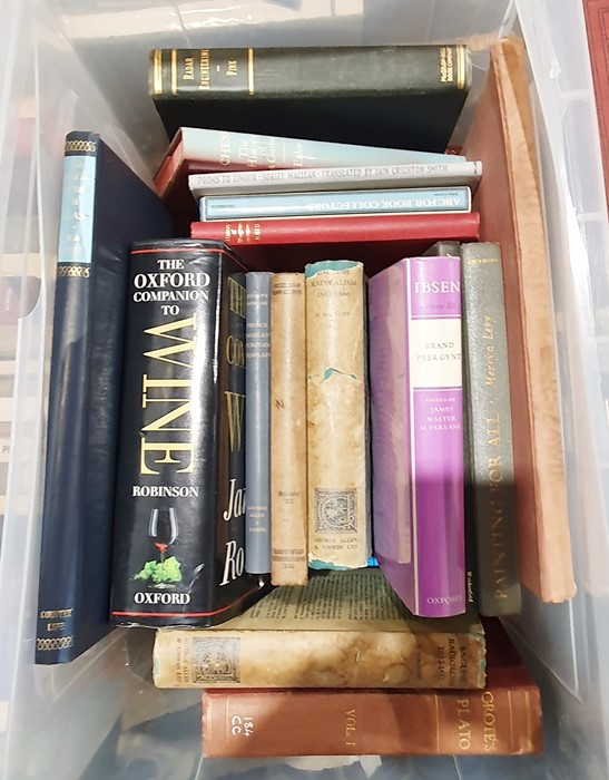 Quantity of assorted volumesto include collecting, philosophy, dictionary, art, Polish history, etc - Image 2 of 3