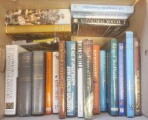 Modern Biographies and History - Simon Scharma, Roy Hattersely, Emmett, David Starkey, John