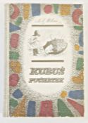 """Milne A.A. """" Kubus Puchatek"""" published 1971 ills by Ernest Shephard , pictorial endpapers and boards"""