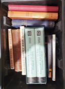 Quantity of assorted volumes to include art, music, collecting, Polish history, Russia, etc (6