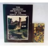 """Butler A.S. G. """" The Domestic Architecture of Edwin Lutyens"""" The Antique Collectors Club, numerous"""