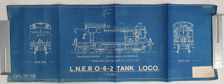 Ernest Carter 'Locomotive Body Construction' 1949, 'The Wonder Book of Railways', 8th edition and - Image 6 of 8