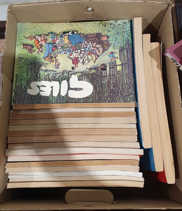 Quantity of Giles cartoons to include two Collector's editions (1 box) - Image 2 of 2