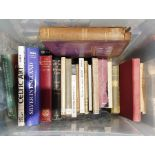 Quantity of assorted volumesto include collecting, philosophy, dictionary, art, Polish history, etc