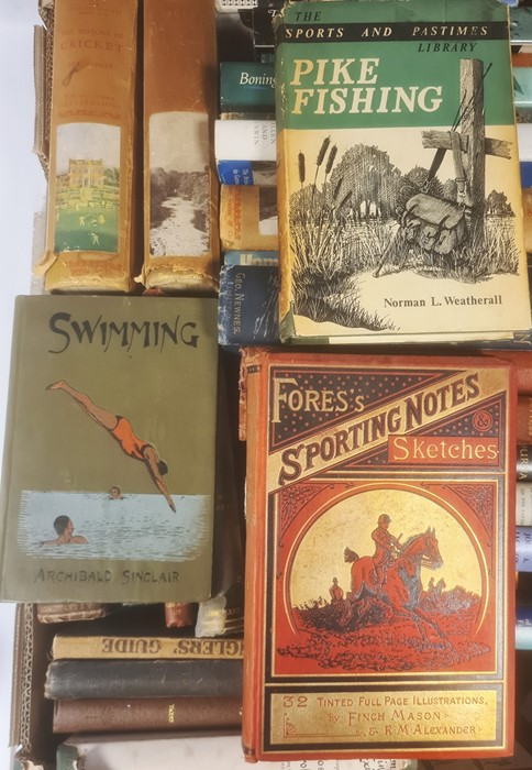 Sporting Interest - Mountaineering, Shooting, Hunting, Tennis, Swimming etc - The Lonsdale Library - Image 2 of 2