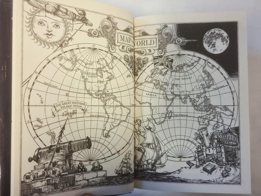 "Pratchett, Terry ""Nation"" (2 copies), ""Wintersmith"", ""I Shall Wear Midnight"", ""A Hatful of Sky"", "" - Image 6 of 21"