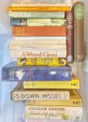 Modern First Editions - to include Spike Milligan, Roald Dahl, Martin Amis, William Faulkner, Graham