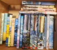 Assorted volumes, childrens and others, modern first editions, children's board books, vintage boy's
