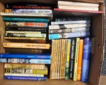 Assorted books on the British Countrysideto include David Gentleman's Britain, Don Brecon's Country
