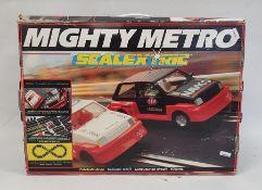 Mighty Metro Scalextric set