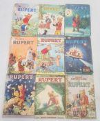 Varous Rupert Annuals ( 1 box)