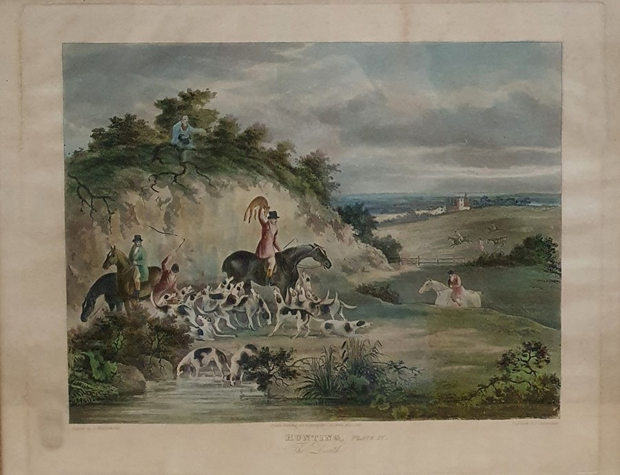 James Greig - late 19th, early 20th century Watercolour and gouache Moorland scene, signed lower - Image 2 of 4