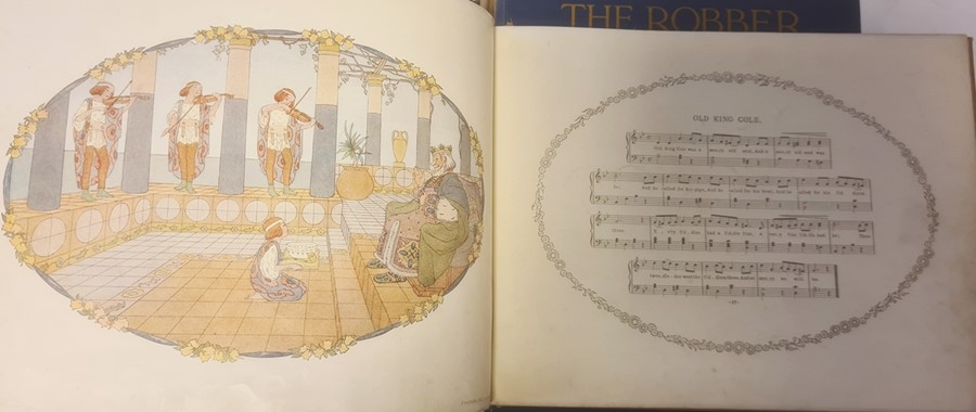 """Owen H S ( ills) """" The Robber Bridegroom,A Fairy Tale from the Brothers Grimm"""" A & C Black 1922, - Image 17 of 29"""