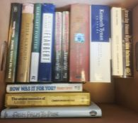 Autobiographies and Biographies - Kenneth Tynan, Richard Adams, Rudyard Kipling, Angus Wilson, Angus