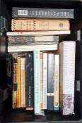 Quantity of assorted volumeson Polish history, literature, militaria, topography, opera, etc (6